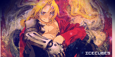 Just some  things I made a while back Fma_si10