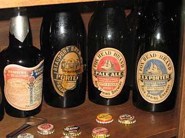 La bière Fox Head de Québec vendue à Hull en 1911 22075110