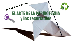 Recortables, papiroflexia, pero sobretodo Cosplays de Papel
