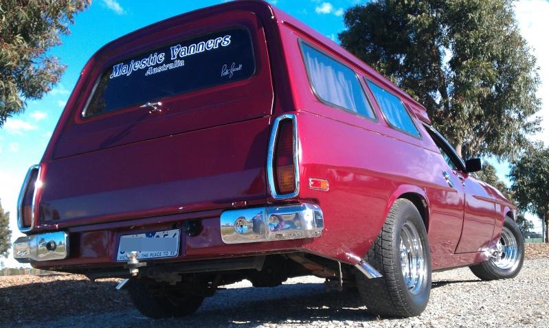 1973 Holden HQ Panel Van - Karl Vanzuyden Mv_hqv10