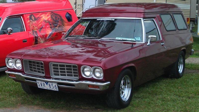 1973 Holden HQ Panel Van - Karl Vanzuyden Myhqva10