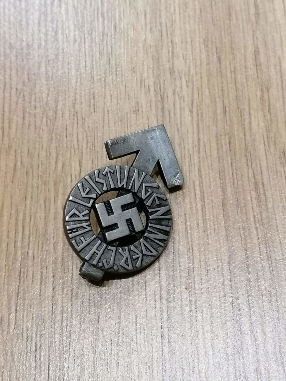 Insigne HJ  Receiv19