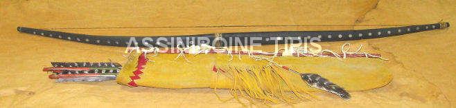 L'armement des Indiens d'Amérique du Nord Apache10