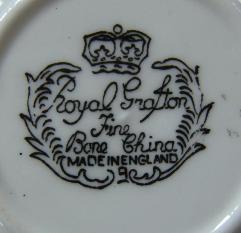 Royal Grafton souvenir dish Grafto12
