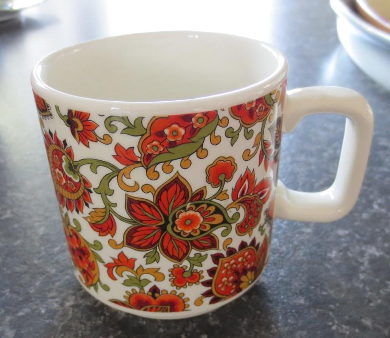no name orange perfect paisley mug for the gallery ~ Orange11