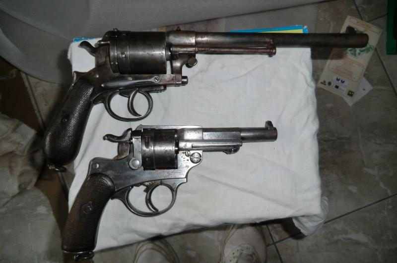 werder - pistolet de la cavalerie bavaroise : Werder Mle 1869 (et son rechargement) Xxx_0010
