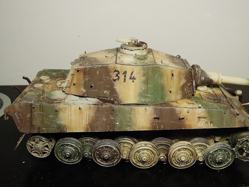chenilles - (thibault_44) tiger II zim cavalier, p.e eduard, chenilles fruil, canon alu - Page 12 Dscn2614