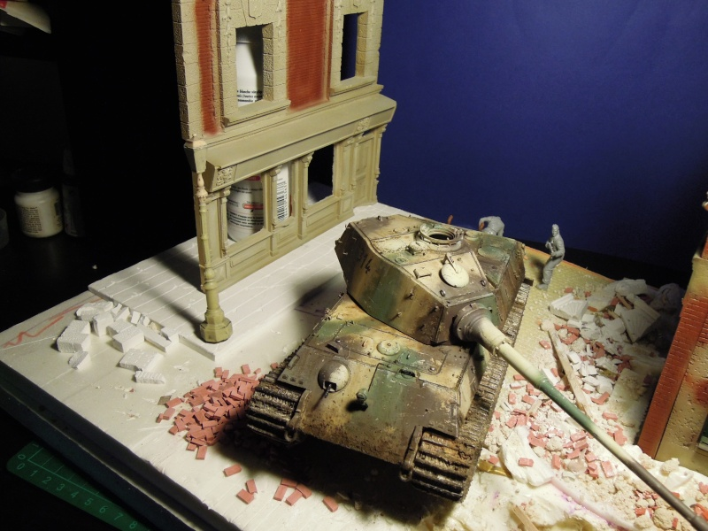 diorama berlin avril 1945: en route pour ransart Dscn2716