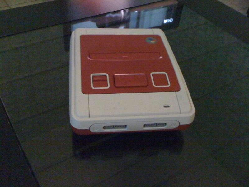 snes blanche et rouge Photo_23