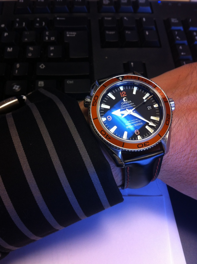 Mon Omega Planet Ocean 2201 50 00 - Page 15 Photo213
