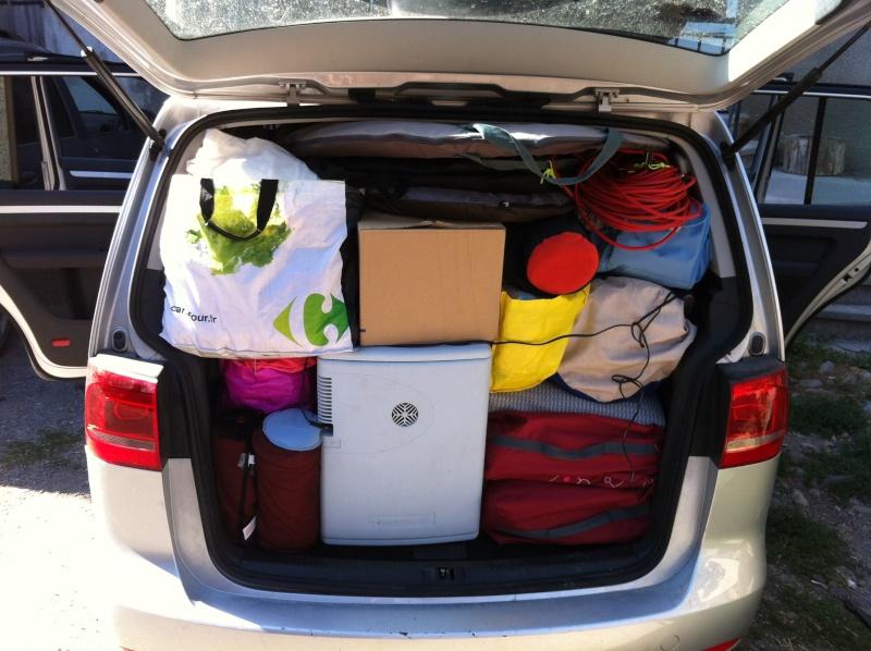 chargement tente dans la voiture ou autres page 2. Black Bedroom Furniture Sets. Home Design Ideas