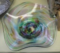 Glass Bowl Marked LM CB Img_4112