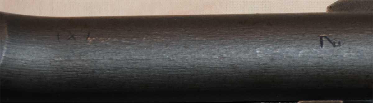 Canon d'USM1  Buffalo Arms  -désolé- . 20201220