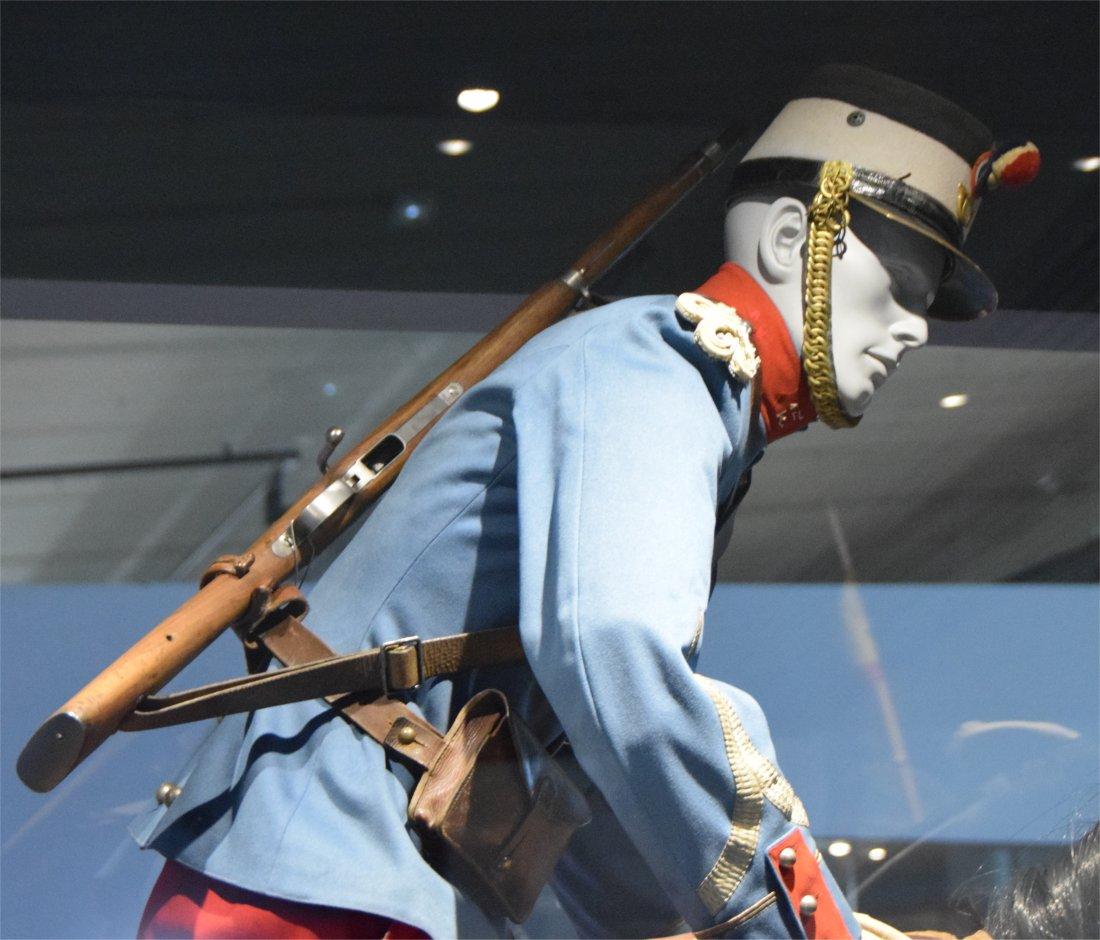 Quelques photos du musée Guerre et Paix en Ardennes 20210124