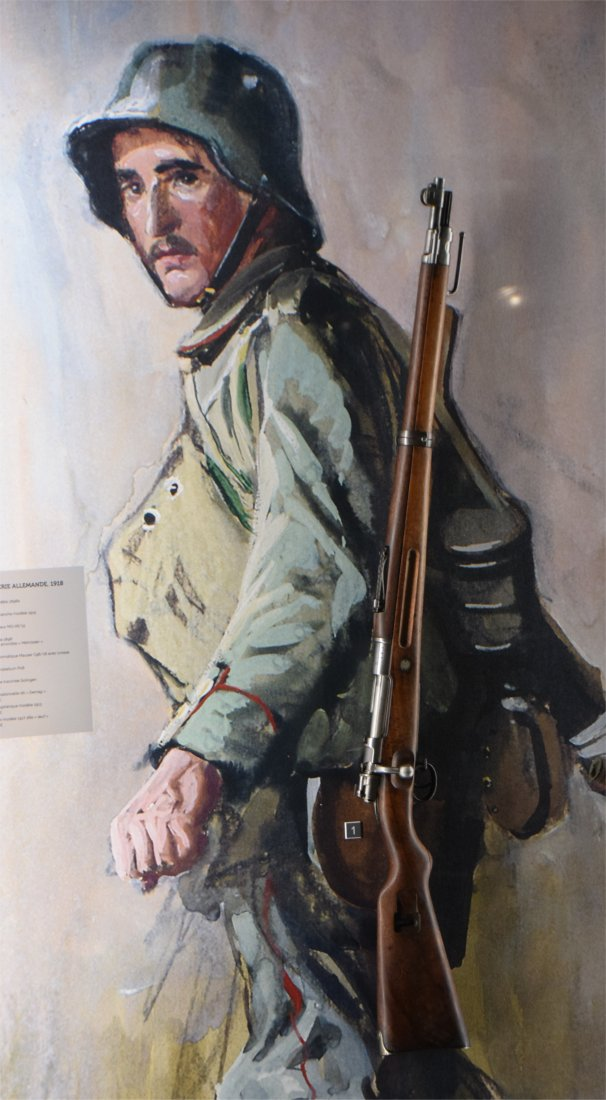Quelques photos du musée Guerre et Paix en Ardennes 20210127