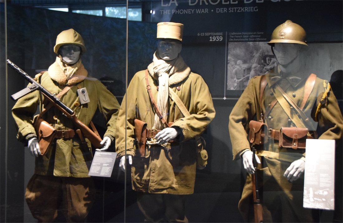 Quelques photos du musée Guerre et Paix en Ardennes 20210128