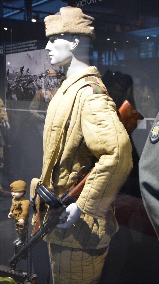 Quelques photos du musée Guerre et Paix en Ardennes 20210134