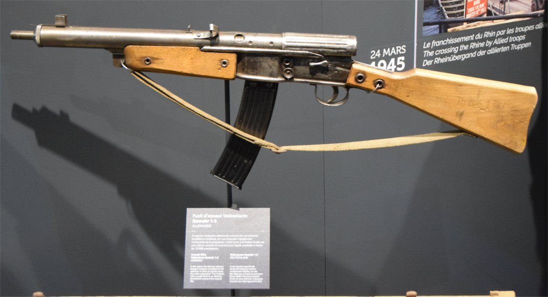 Quelques photos du musée Guerre et Paix en Ardennes 20210136