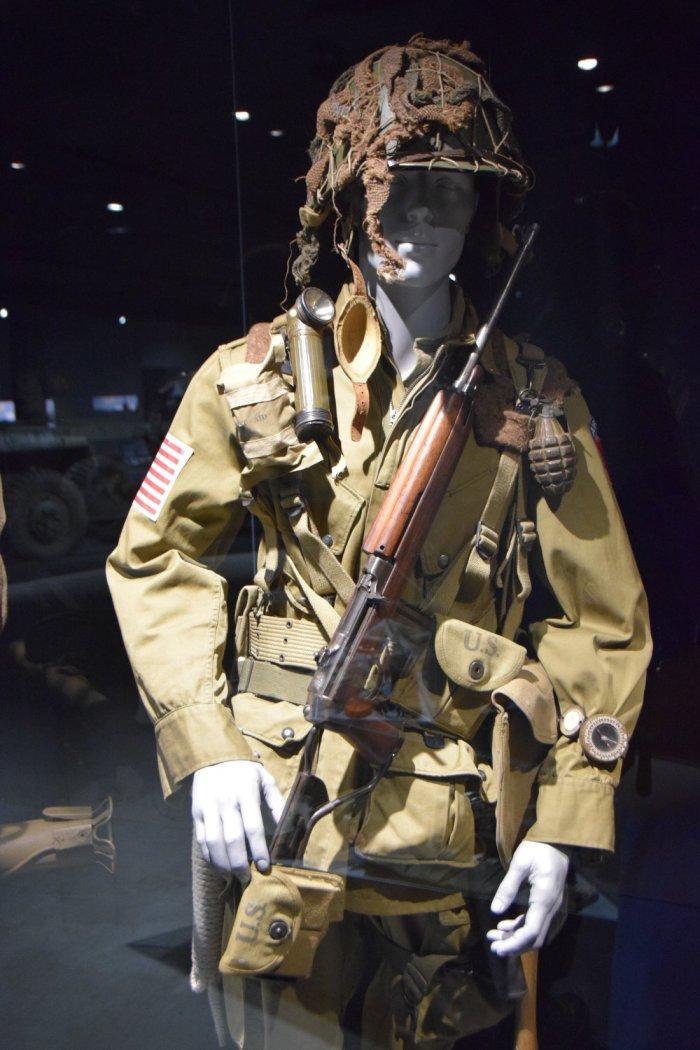 Quelques photos du musée Guerre et Paix en Ardennes 20210137