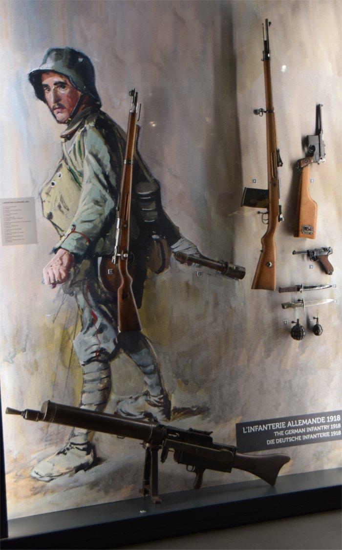 Quelques photos du musée Guerre et Paix en Ardennes 20210139