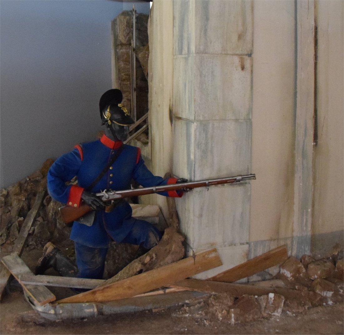 Quelques photos du musée Guerre et Paix en Ardennes 20210141