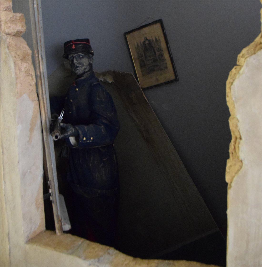 Quelques photos du musée Guerre et Paix en Ardennes 20210142