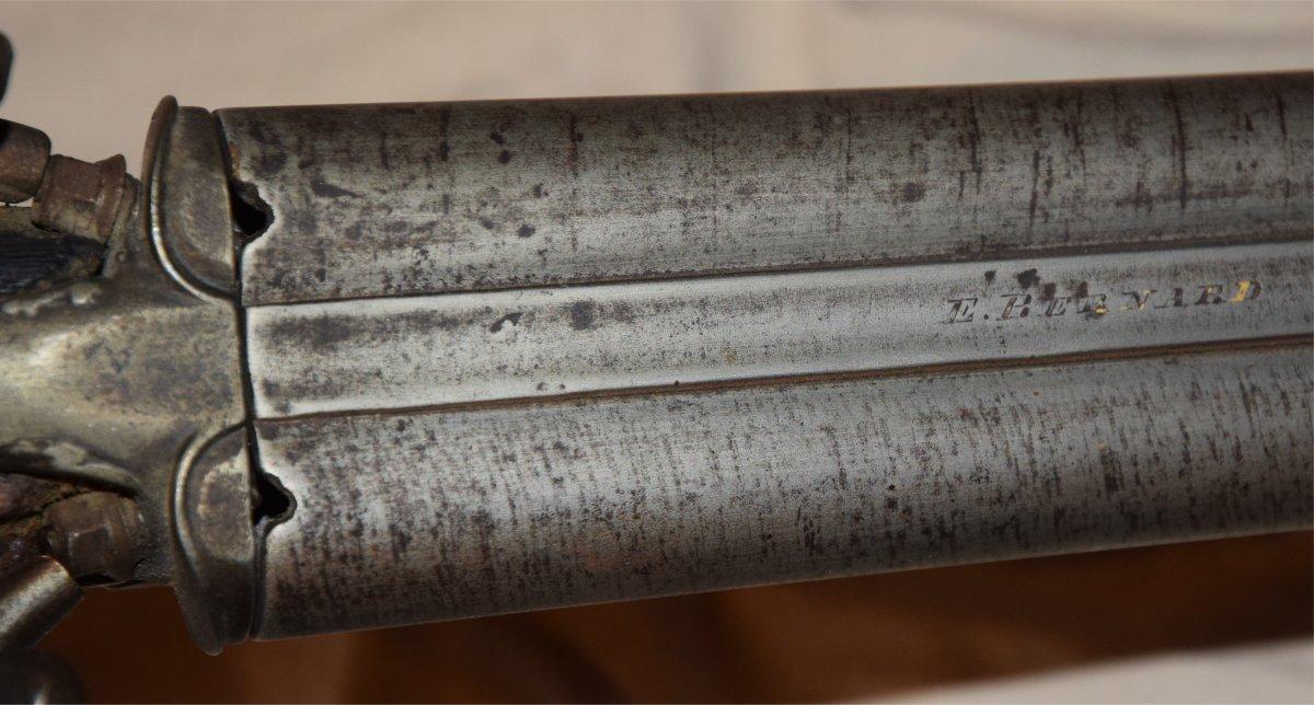 Fusil à broches modifié à percussion centrale 20210315