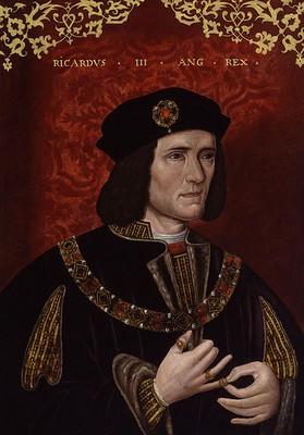 La fille de temps de Josephine Tey, la vérité sur Richard III? Richar10