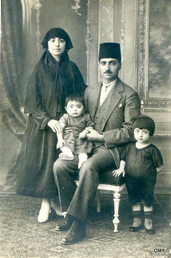 Mario Levi [Turquie] Famill10