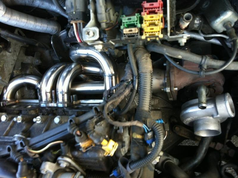 Collecteur d'echappement Fiat 1.4 turbo Img_4710