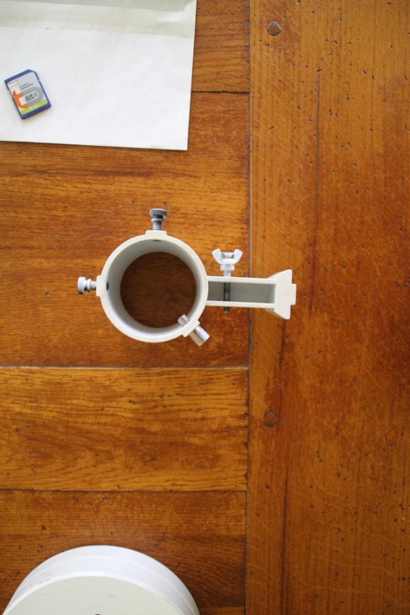 transformer un contrepoids en support viseur ou lunette 00211