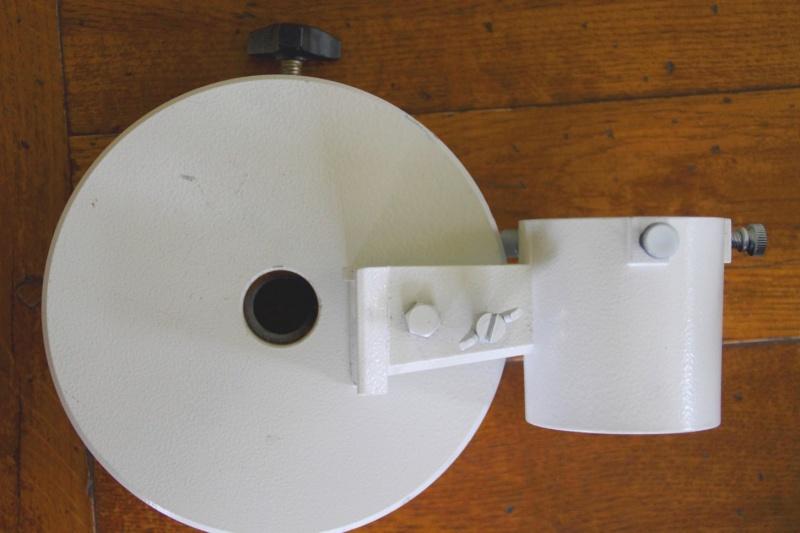 transformer un contrepoids en support viseur ou lunette 00311