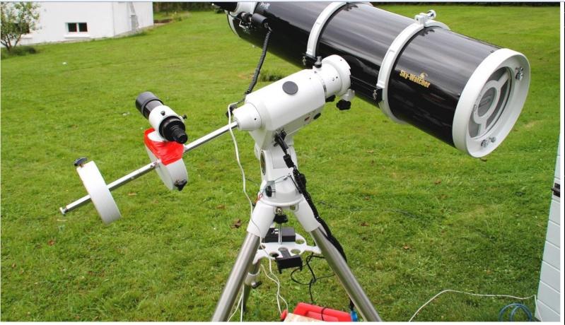 transformer un contrepoids en support viseur ou lunette Captur10
