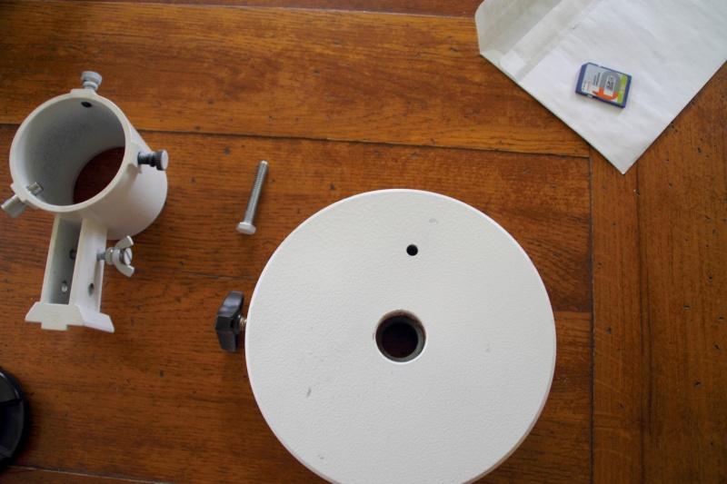 transformer un contrepoids en support viseur ou lunette Viseur11