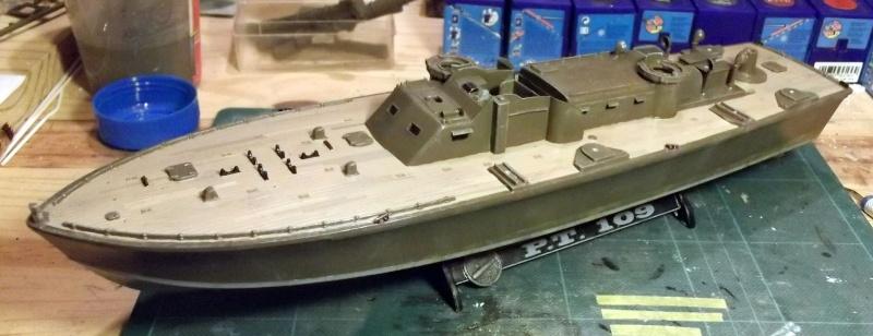 Revell - Torpedo Boat - PT109 - 1/72 Pt_2910