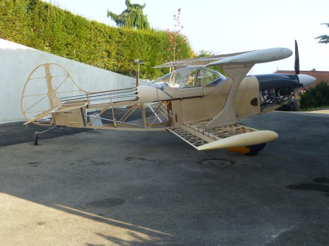 Pour m'envoyer en l'air, un bel oiseau biplan ! - Page 20 P1140534