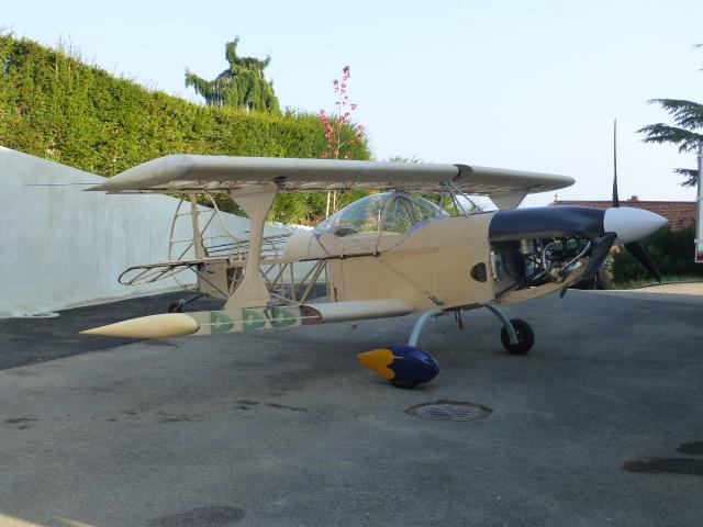 Pour m'envoyer en l'air, un bel oiseau biplan ! - Page 20 P1140535