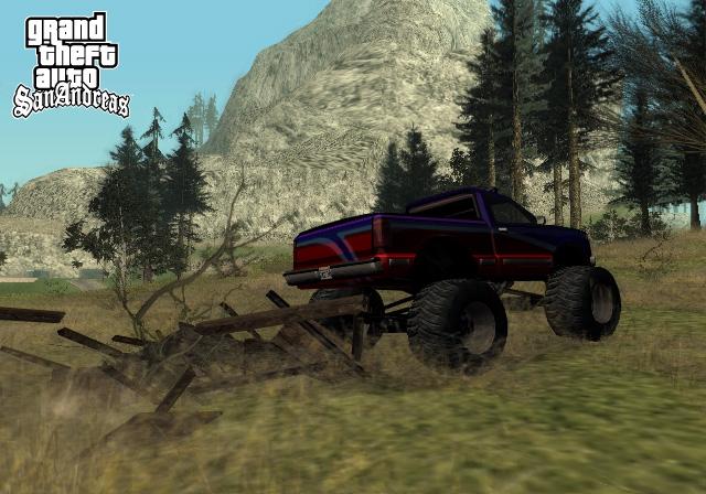 Grand Theft Auto San Andreas full Supercomprimido + Parche para guardar las partidas + Todas las misiones completadas + Trucos Screen13