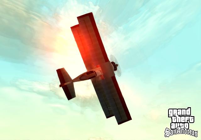 Grand Theft Auto San Andreas full Supercomprimido + Parche para guardar las partidas + Todas las misiones completadas + Trucos Screen14