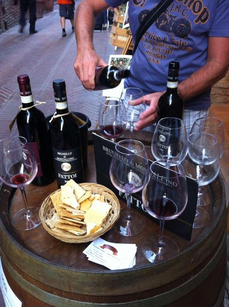 Apericena/Incontro con il produttore S.Gimignano 0810