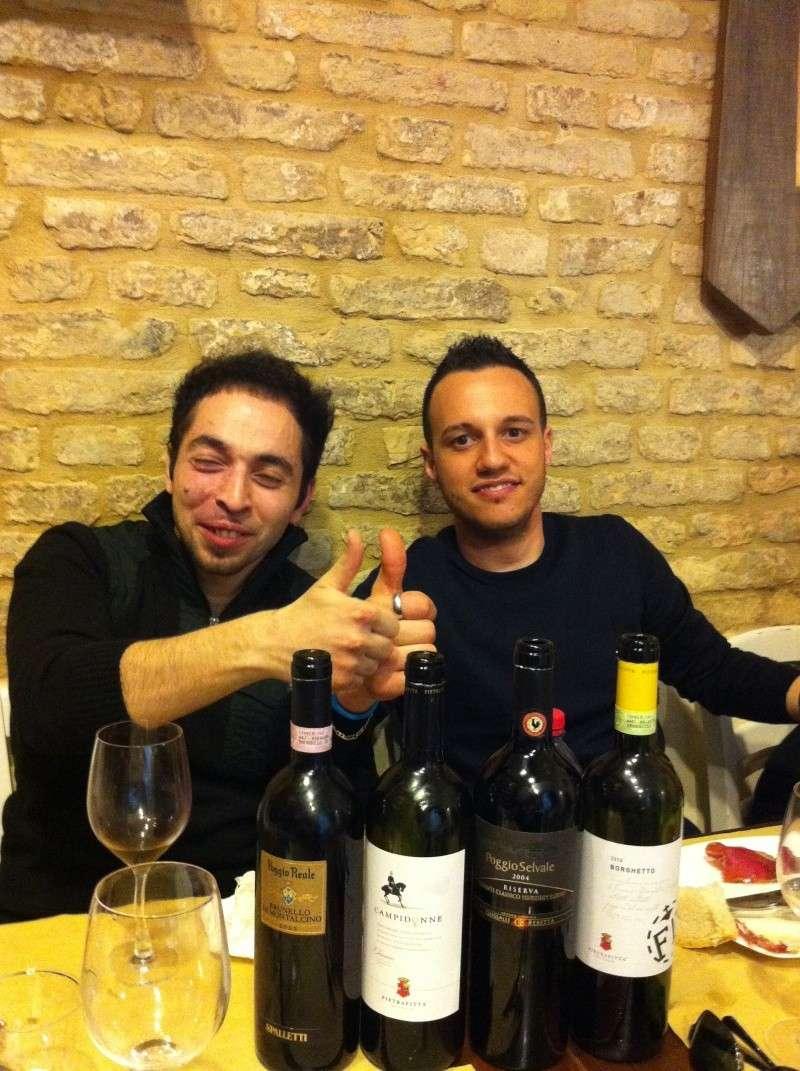Apericena/Incontro con il produttore S.Gimignano Sangi210