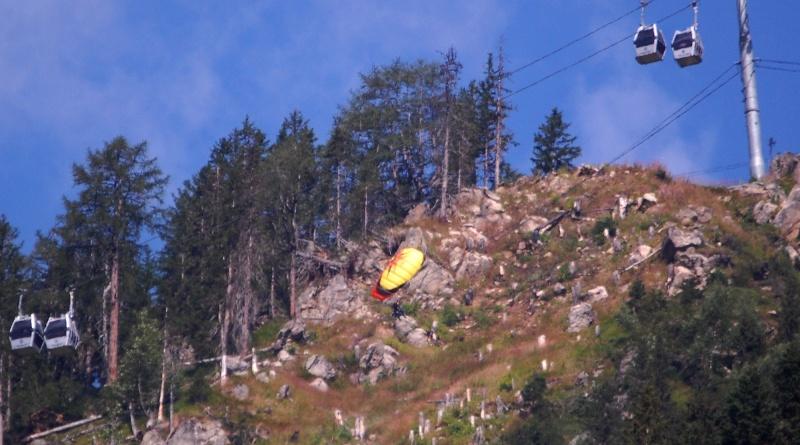 Speed Flying à Chamonix D40_0010
