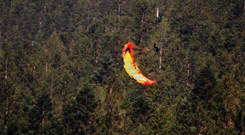 Speed Flying à Chamonix D40_0011