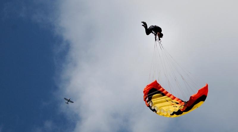 Speed Flying à Chamonix D40_0012