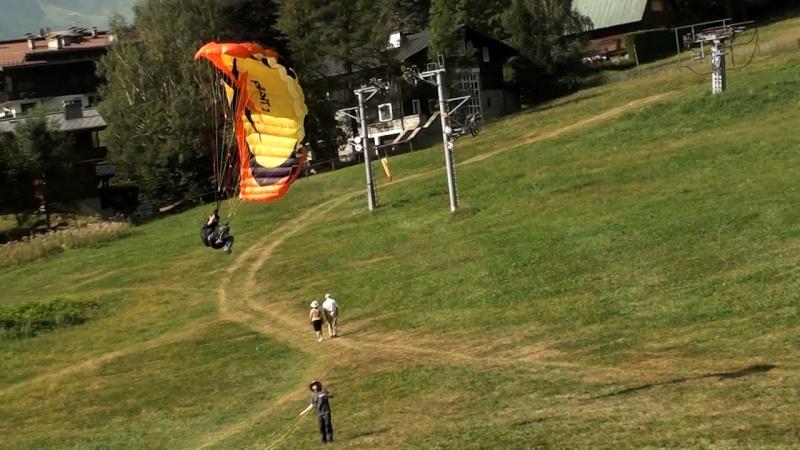 Speed Flying à Chamonix Image113
