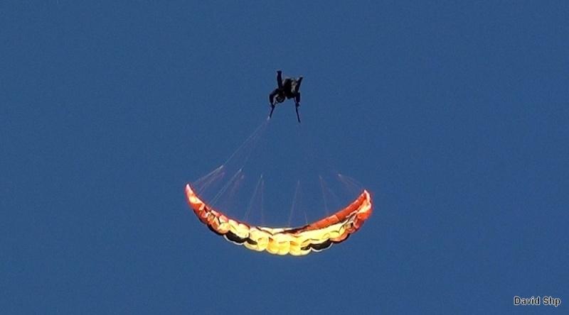 Speed Flying à Chamonix Image210