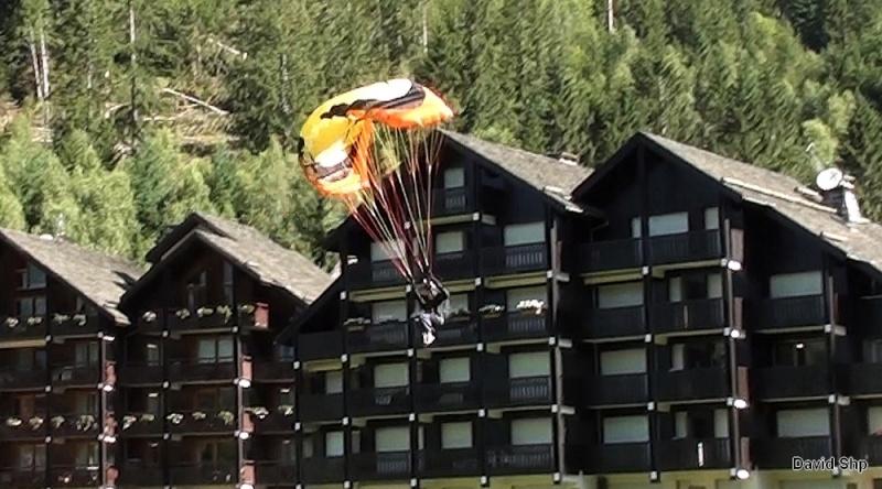 Speed Flying à Chamonix Image311