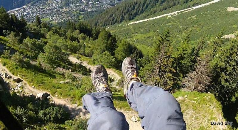 Speed Flying à Chamonix Image410