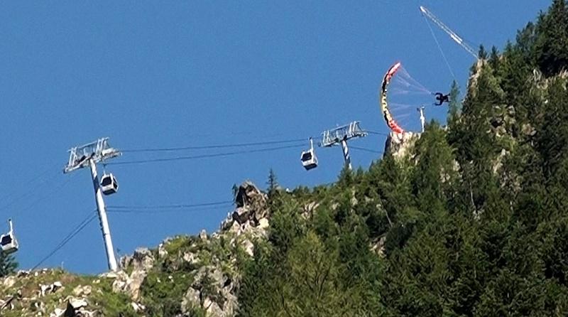 Speed Flying à Chamonix Image413