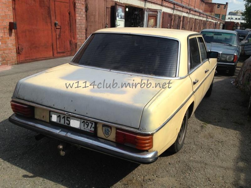 W115 продаю.  01410